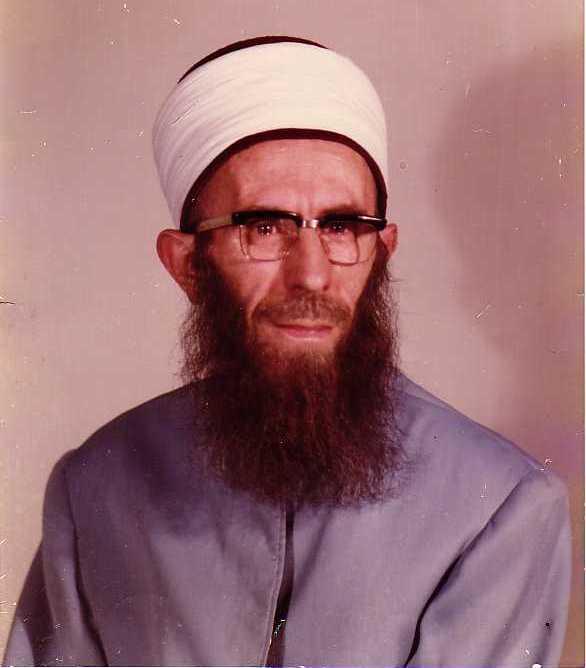 Sheikh Ibrahim al-Yaqoubi as a young man [Ref] - yaqoubi_ibrahim_1