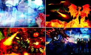 thumbnail of all four works