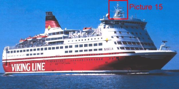 Viking Line Ikärajat