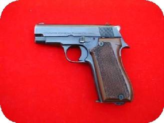 Köpa vapen utan licens