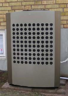 Ivt varmepumpe service