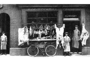 Old Butcher's Shop