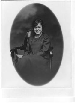 Florence Louisa Mayar