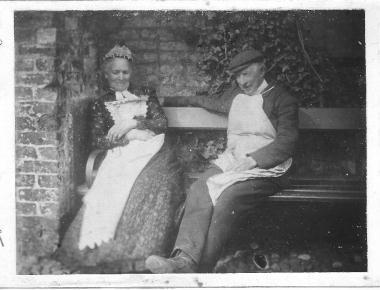 Martha Gandy & John Johnson