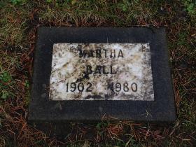 Martha Ball