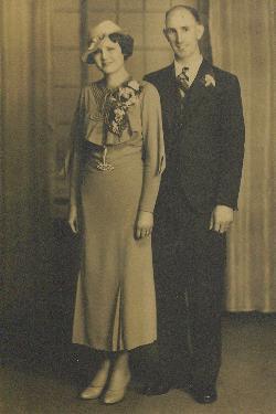 George & Myrtle Gandy