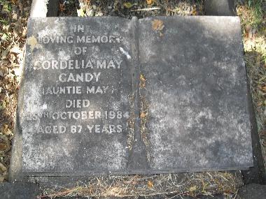 Cordelia May