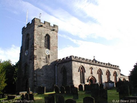 St Peter's Church Alton