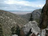 Utah from Lexington Arch
