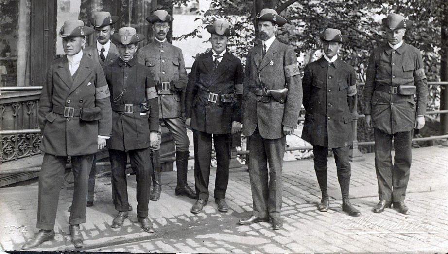 Militaria Hans Högman
